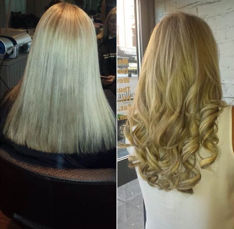 Hair Extensions In Glasgow Lajoshrich